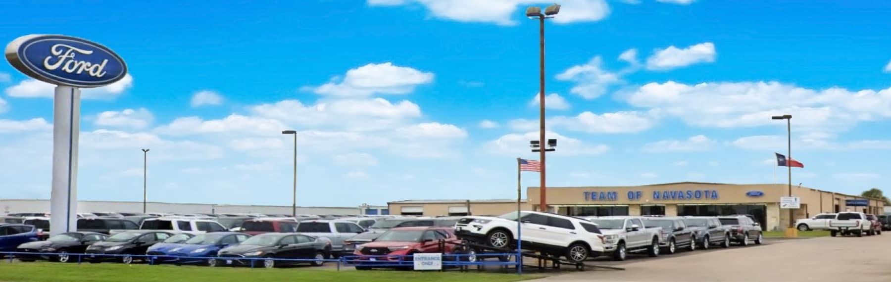Exterior photo of dealership
