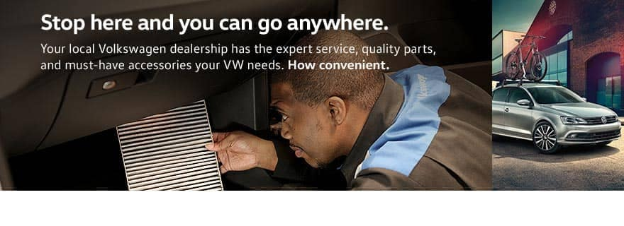 Emich-Volkswagen-Service