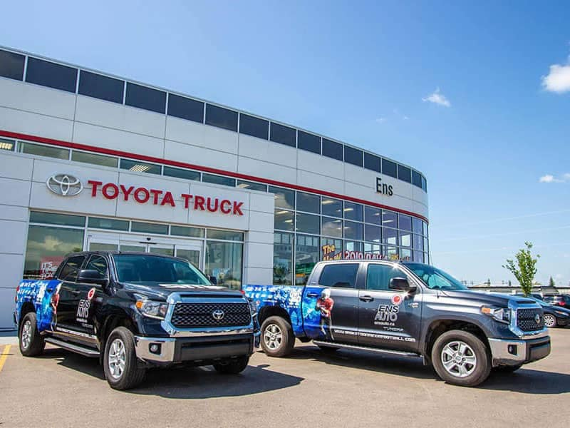 toyota-truck-outside-store