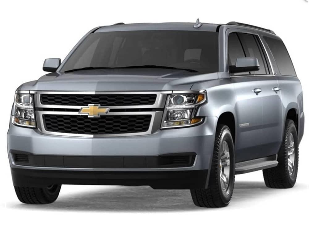 2019 Chevrolet Suburban in Satin Steel Metallic
