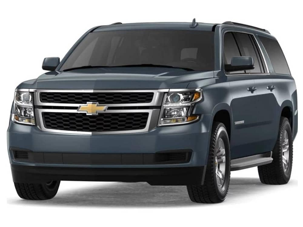 2019 Chevrolet Suburban in Shadow Gray Metallic
