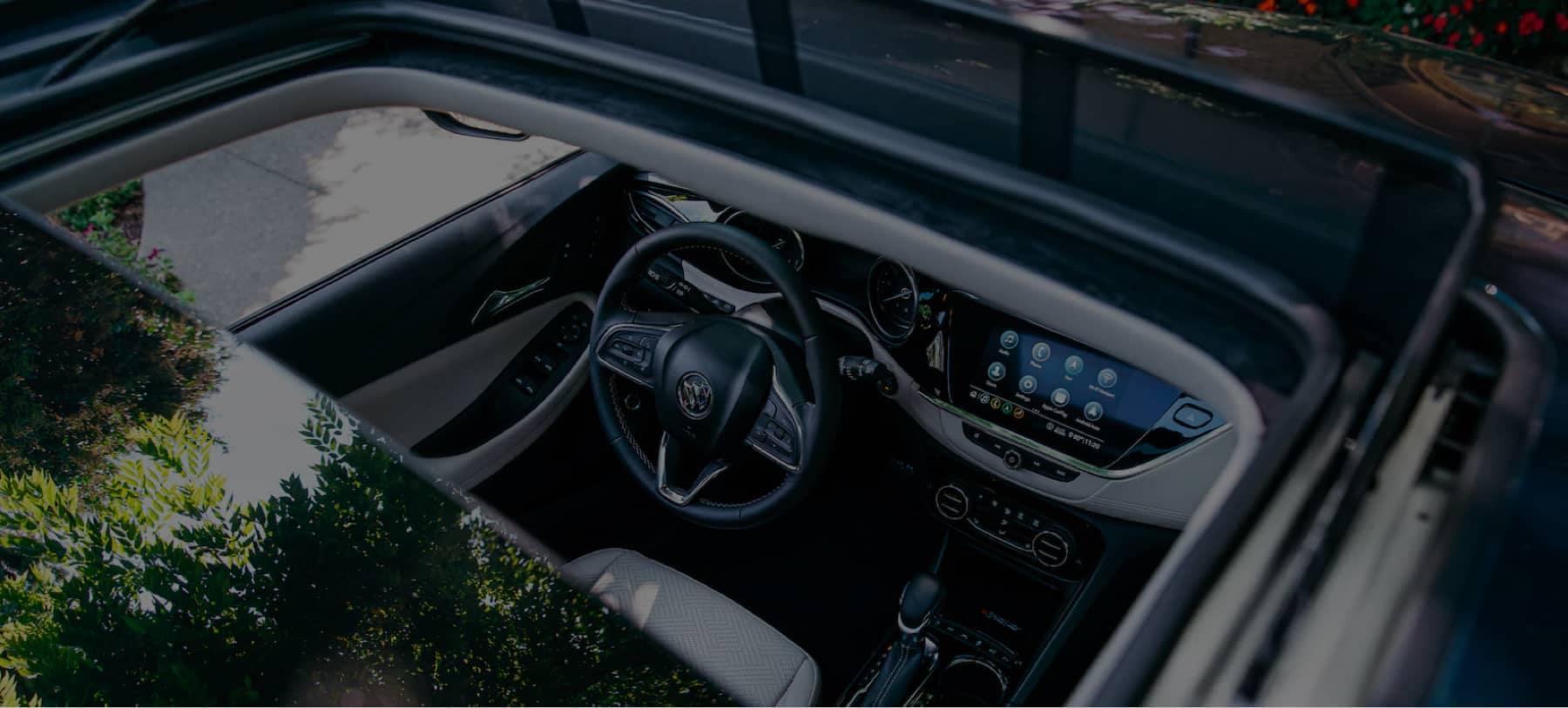 Everett Chevrolet Buick GMC car sunroof
