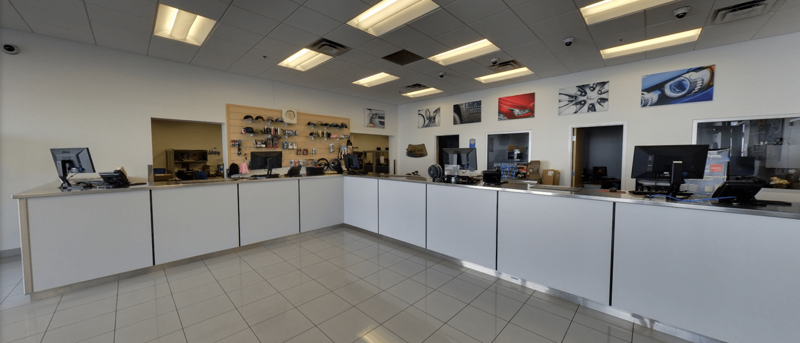 Fairway Chevrolet parts center