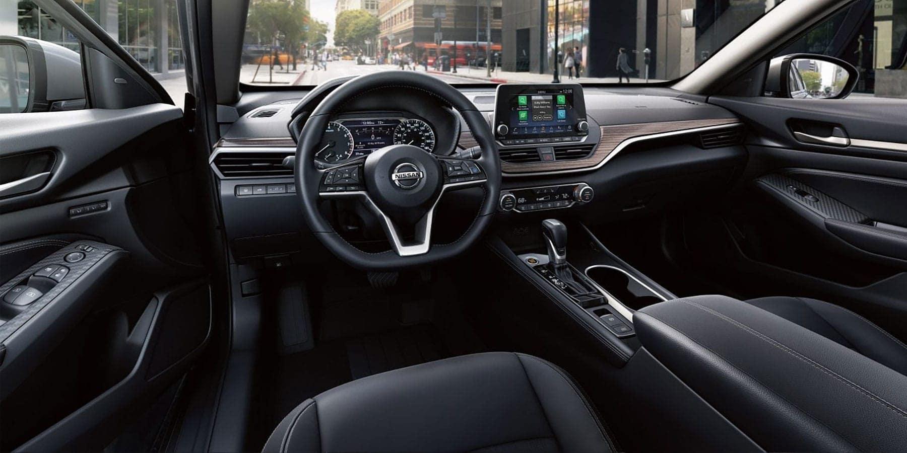 Nissan Altima Interior >> Nissan Altima Interior Harrisburg Pa Faulkner Nissan
