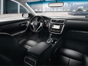 Nissan Altima Gas Mileage