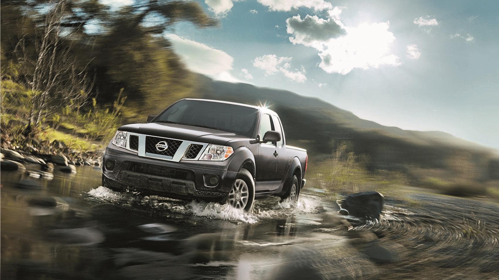 Nissan Frontier vs Toyota Tacoma