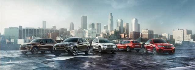 BMW group shot