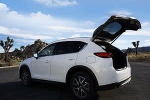 Mazda CX-5 Cargo Space