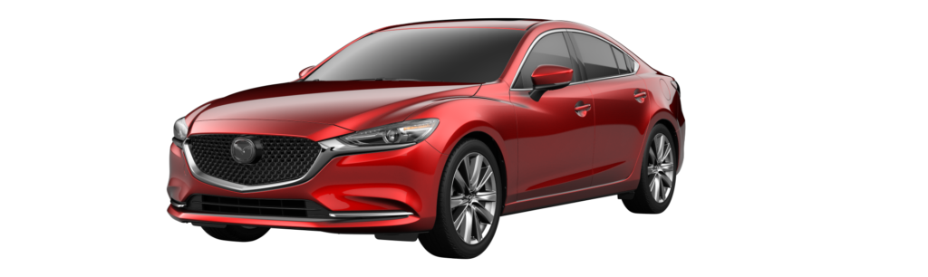 Mazda6 Touring Reserve