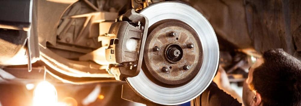 New Brakes are Squeaking Trevose PA | Faulkner Mazda