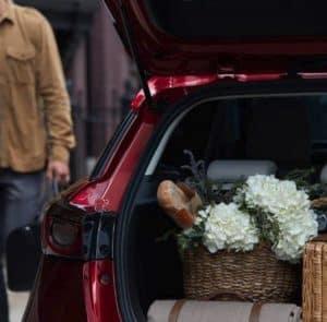 Mazda3 Cargo Space