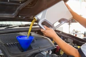 Oil Change near Faulkner Mazda Trevose