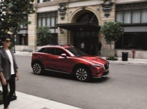 Mazda CX-3 Specs