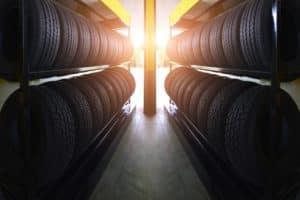 mazda tire shop