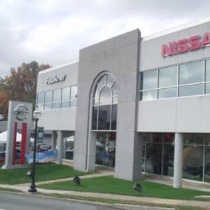 Nissan Dealer Near Me