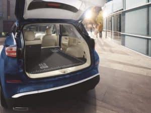 Nissan Murano Cargo Space