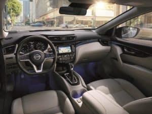Nissan Rogue Technology
