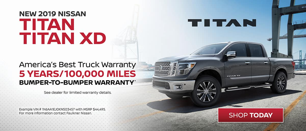 Titan Best Warranty