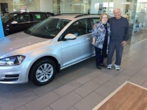 Faulkner Volkswagen Happy Customers