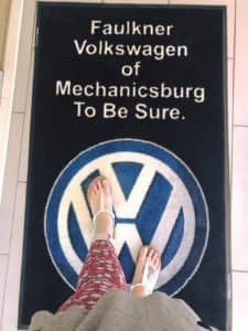 Faulkner VW To Be Sure