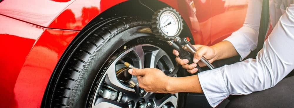 What is Tire Pressure?