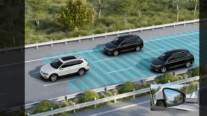 VW Tiguan Safety Rating