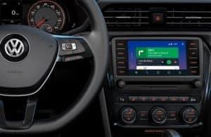 VW Passat Technology