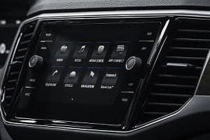 VW Atlas Interior