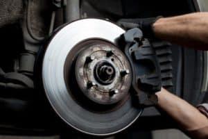 Brake Pad Repair