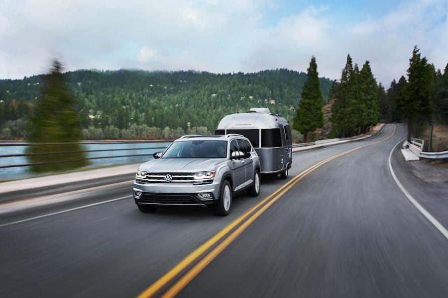 VW Atlas Towing Capacity