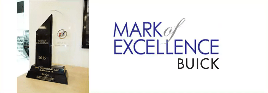 Mark of Excellence Buick