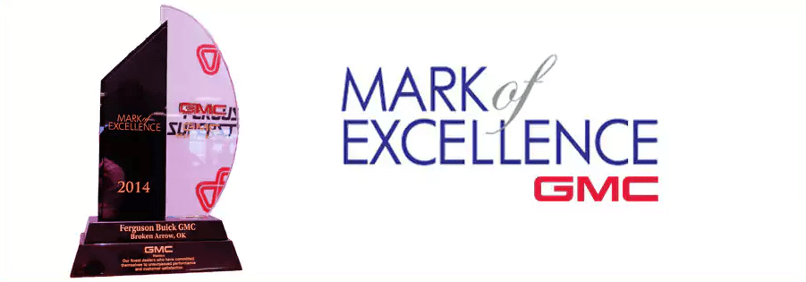 Mark of Excellence GMC