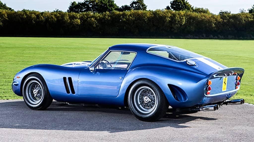 1962 Ferrari 250 GTO | The most expensive Ferrari models ever sold