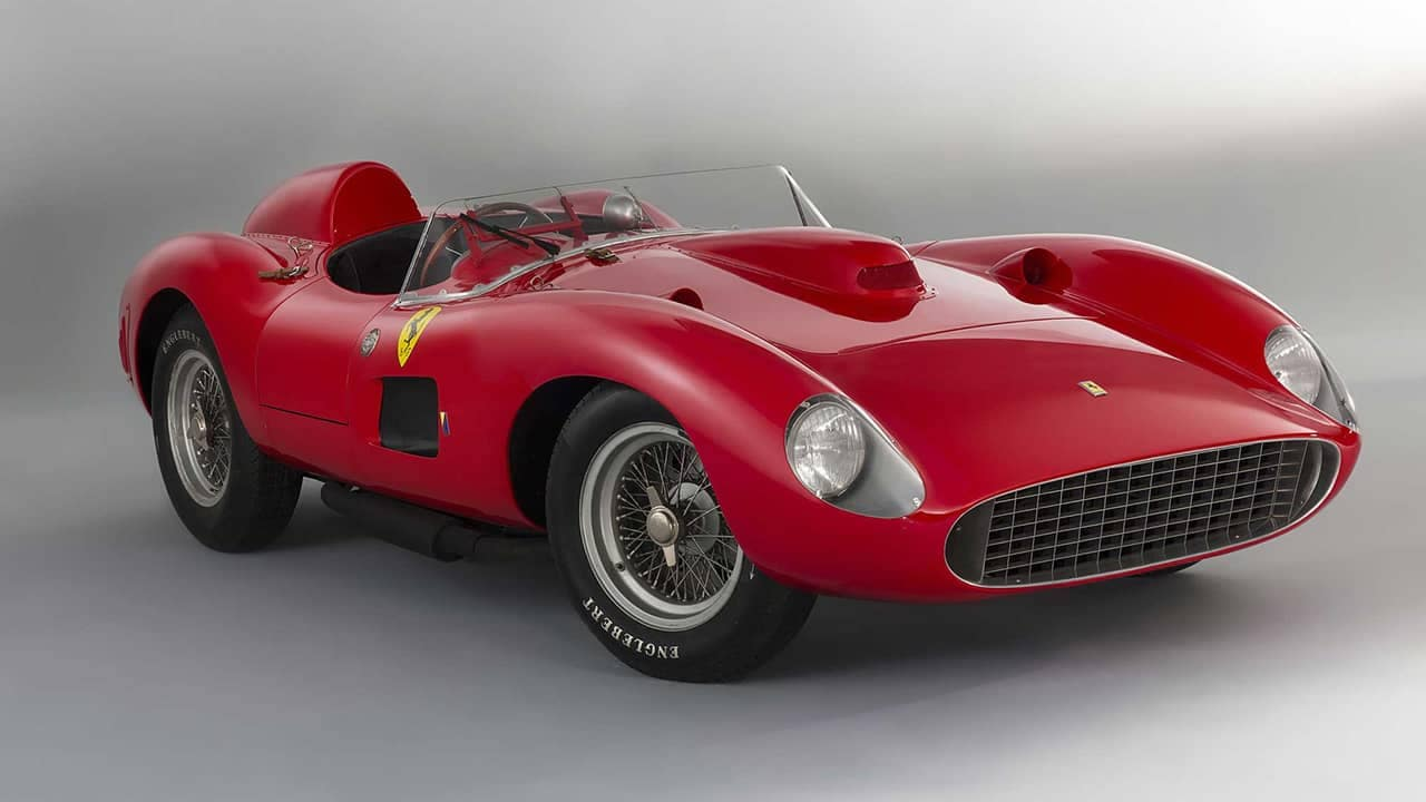 ferrari s spider scaglietti | The most expensive Ferrari models ever sold