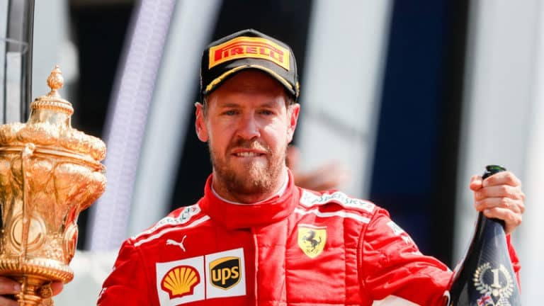 Vettel BritishGP