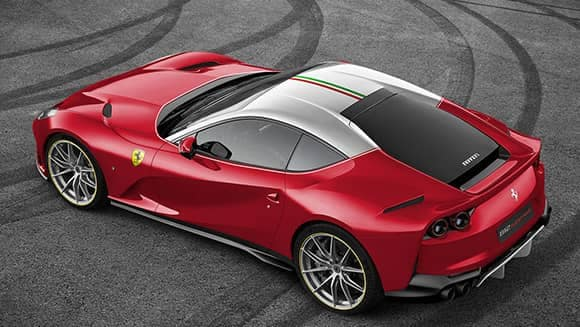 ferrari tailor made scuderia