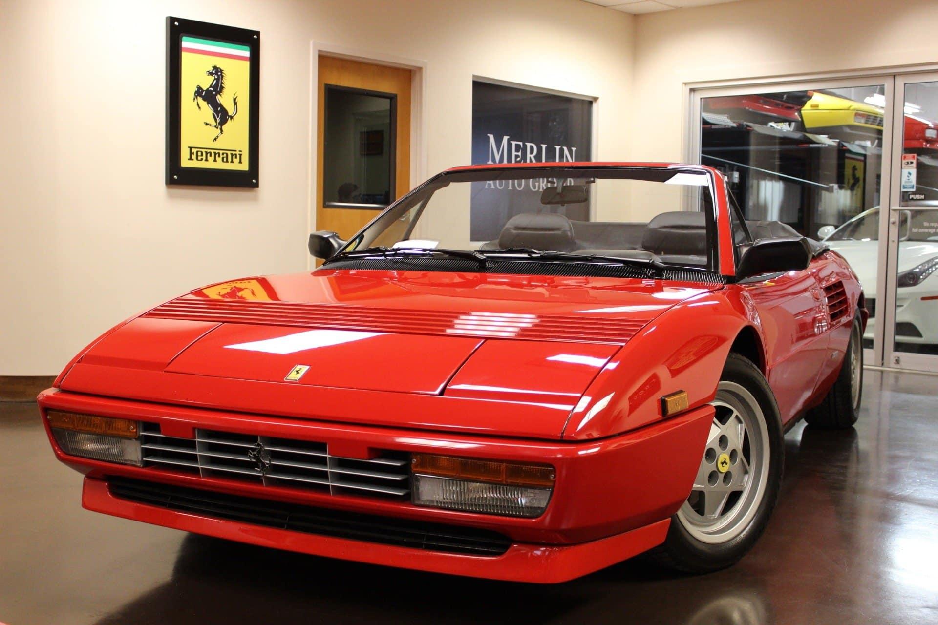 6 Of The Most Affordable Ferrari Models Ferrari Of Fort Lauderdale
