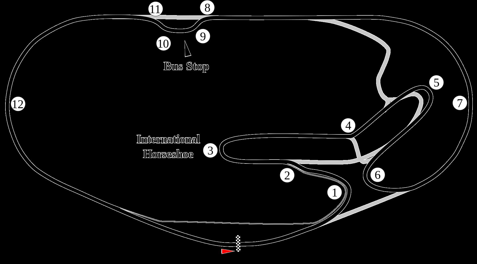 ferrari challenge racing track