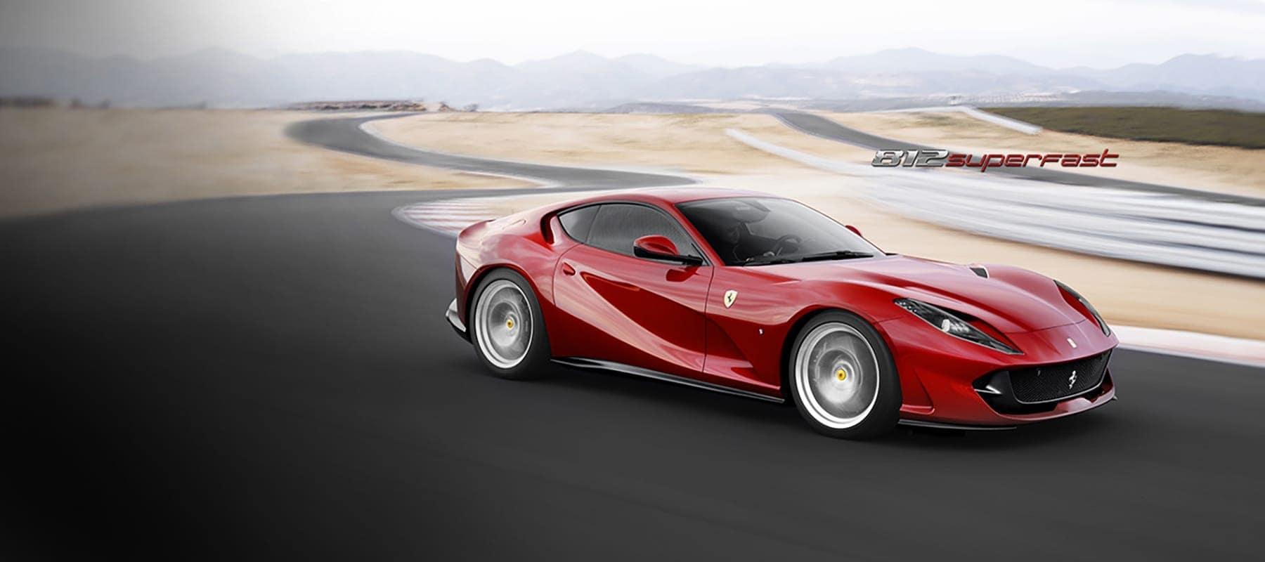 Ferrari Slider