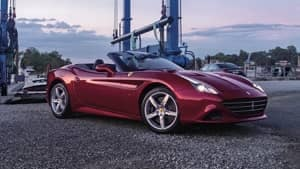 Ferrari CaliforniaT