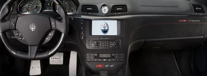 Maserati teams up with SiriusXM for 2015