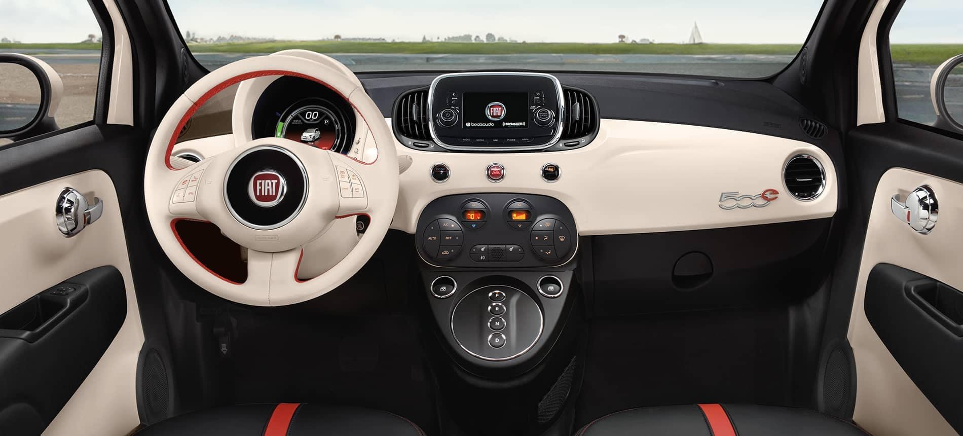 FIAT-interior