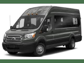 Ford Cargo Transit Van
