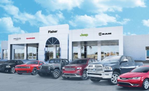 Fisher Chrysler Dodge Jeep Ram Fiat