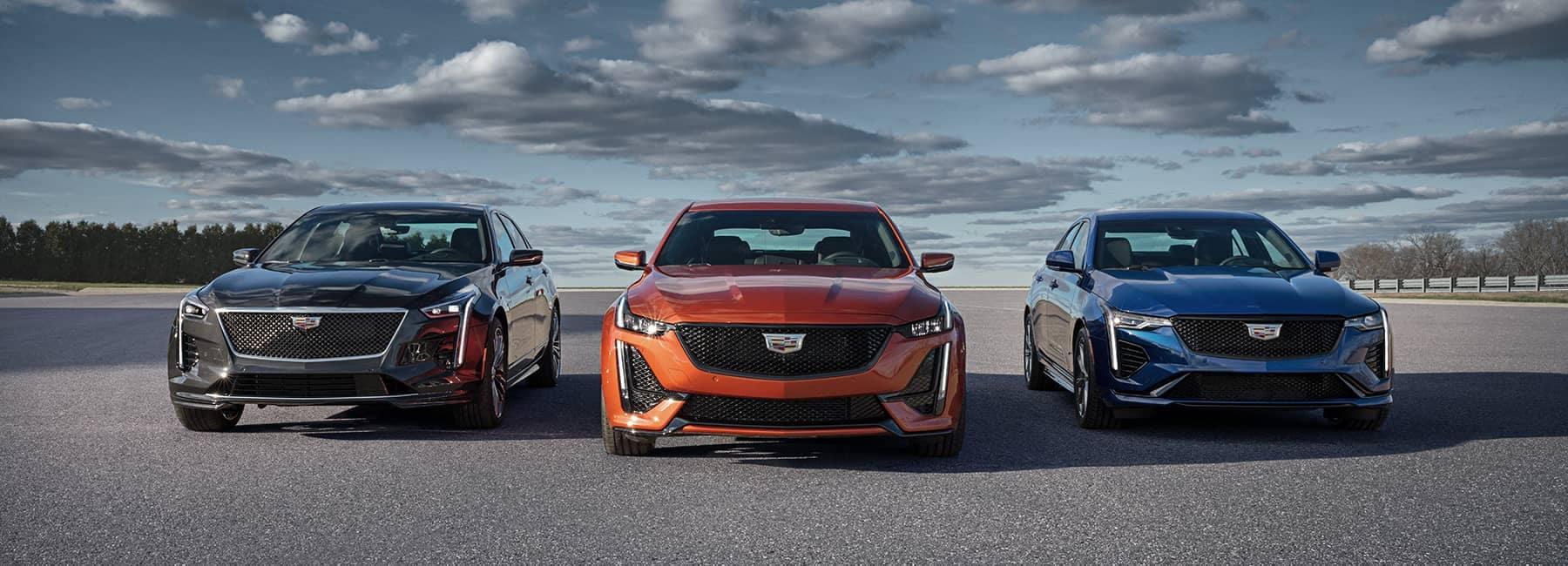 Cadillac-lineup