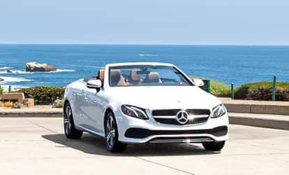 Mercedes Benz Summer Event Header