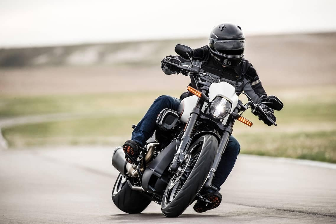 2019 softail fat boy motorcycle