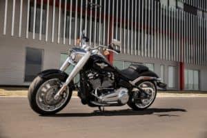 2019 softail fat boy motorcycle
