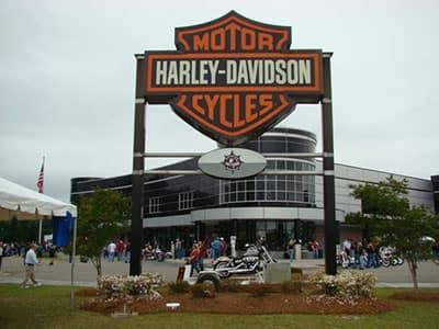 fort bragg harley-davidson building