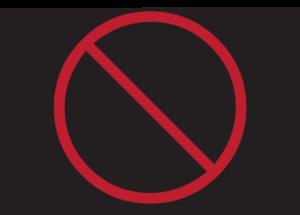 No Add-On Stickers